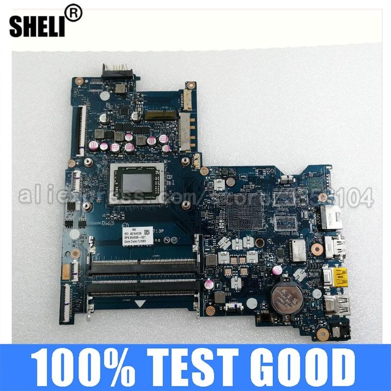 SHELI BDL51 LA-D713P 854959-601 854959-001 لإتش بي 15-BA اللوحة المحمول A10-9600P R8 M445DX الجرافيك