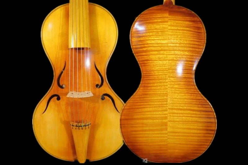 Baroque style SONG Maestro 6 string 16