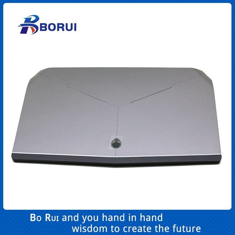 Cubierta trasera LCD para portátil Dell Alienware 13 M13X R2 0VNKVR AP16C000201...