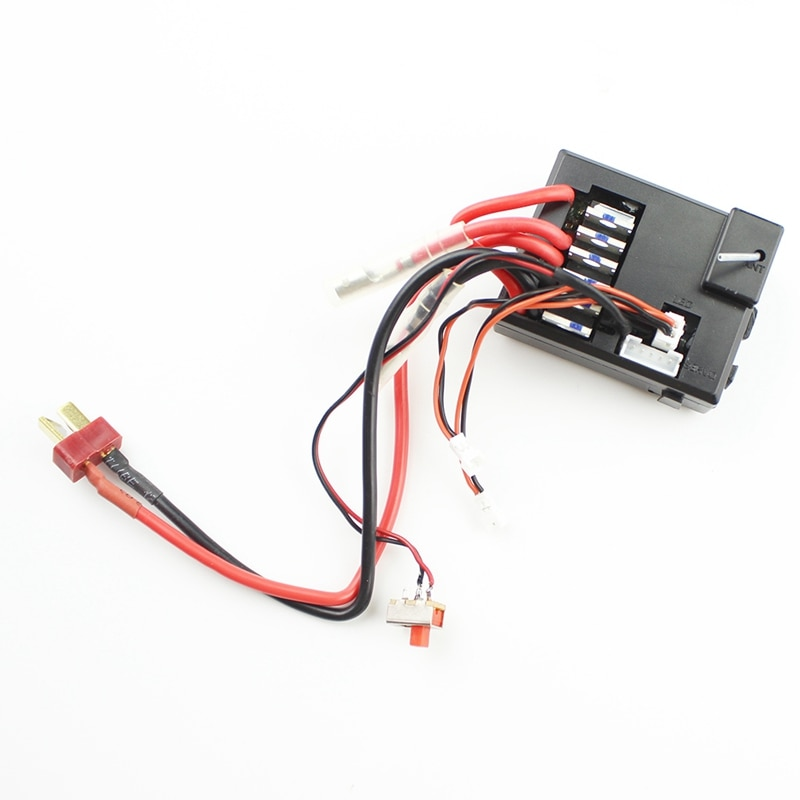 For Wltoy 12428 12427 12423 12628 12428-A/B/C 12429 RC Car Spare Part 12428-0056 New Version Circuit Board Receiver Main Board enlarge