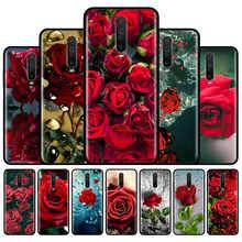 Чехол для телефона с ярко-красными розами для Xiaomi Redmi 9 8 8A 7 7A 6 6A 9A 9C Note 8 Pro 8T 9S 9 Pro Max, мягкий силиконовый чехол