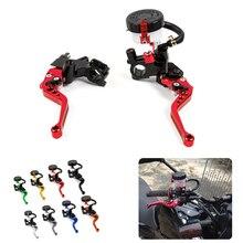 Motorcycle Brake clutch lever for Raptor 700 Bandit Nc750X Raptor 660 Suzuki Sv Suzuki Drz 400 Bmw G310R Dirt Bike Parts Yamaha
