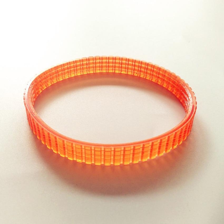 Ремень приводной Электрический рубанок для 1900B, обхват 238 мм, ремень рубанок Электрический оранжевый, аксессуары для рубанок