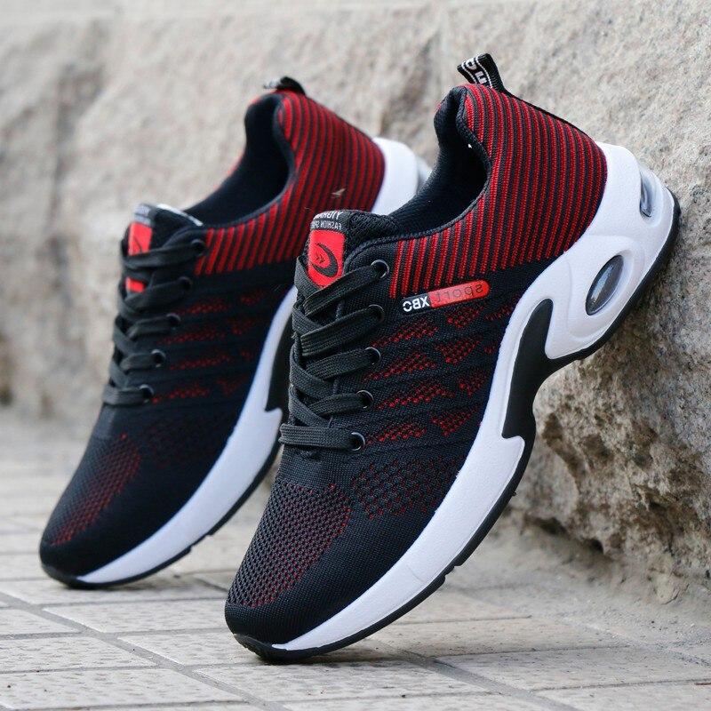 Амортизирующая обувь для бега для мужчин, профессиональная спортивная обувь, легкая атлетика, обувь для марафона, мужские кроссовки, сетчат...
