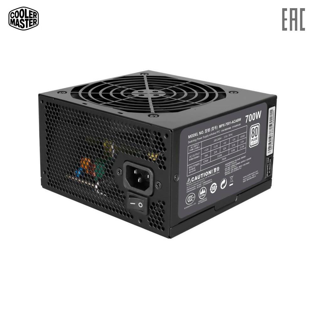Блок питания Cooler Master ATX 700W MPX-7001-ACABWES