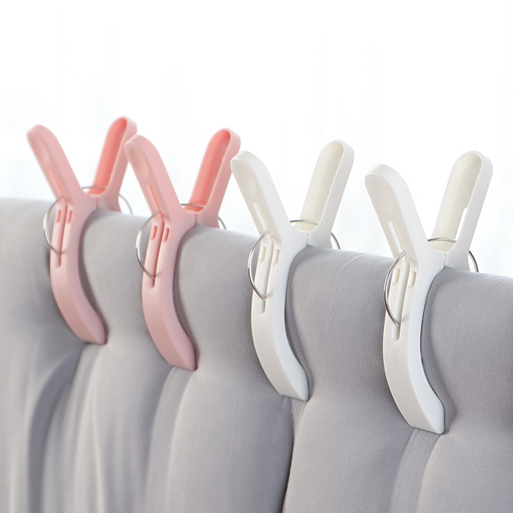 Toallas de playa prendas para el sol Pins Multi-función edredón titular Pin de ropa de plástico para el hogar Pins Decoración artesanía Dropshipping A3