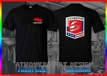 Serie Andretti, camiseta de equipo de carreras de Autosport Indycar, camiseta Serie Indycar, camiseta para hombre