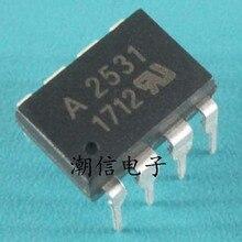 5 unids/lote A2531 HCPL-2531 HP2531