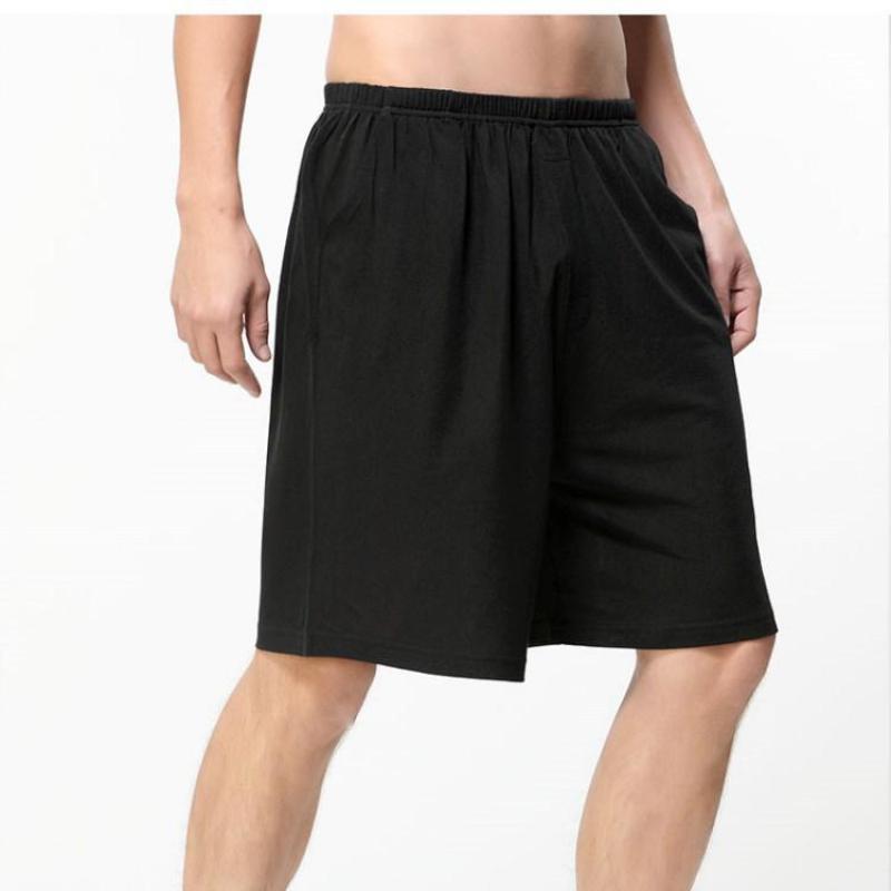 Мужские атласные шелковистые шорты, повседневные свободные летние пижамы, мягкое нижнее белье для мальчиков, сексуальные пижамы, нижнее бе...