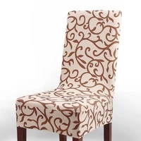 printing spandex chair covers dining room seat covers for chairs arm hotel wedding banquet chair protector fundas para sillas