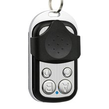 Remote Control Universal Access Control Security Alarm Car Door Remote Control 4-key Retractable Doo