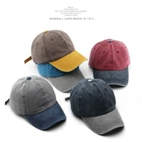 sleckton 2021 fashion baseball cap for men and women good quality washed cotton caps summer sun hats casual snapback hat unisex