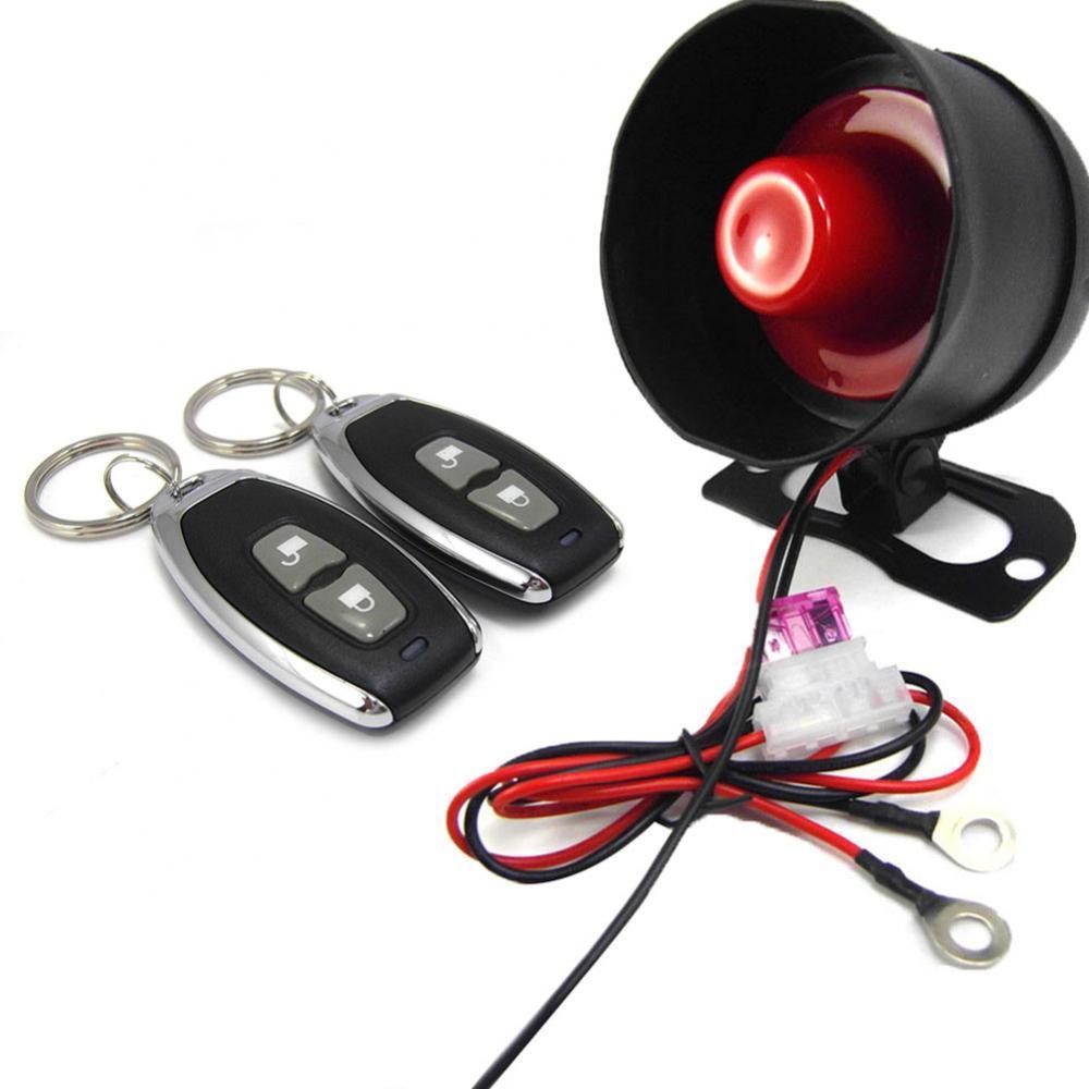 Фото - M810-8110 Универсальная автомобильная система сигнализации, автомобильное противоугонное устройство, аксессуары, защита автомобиля противоугонное устройство