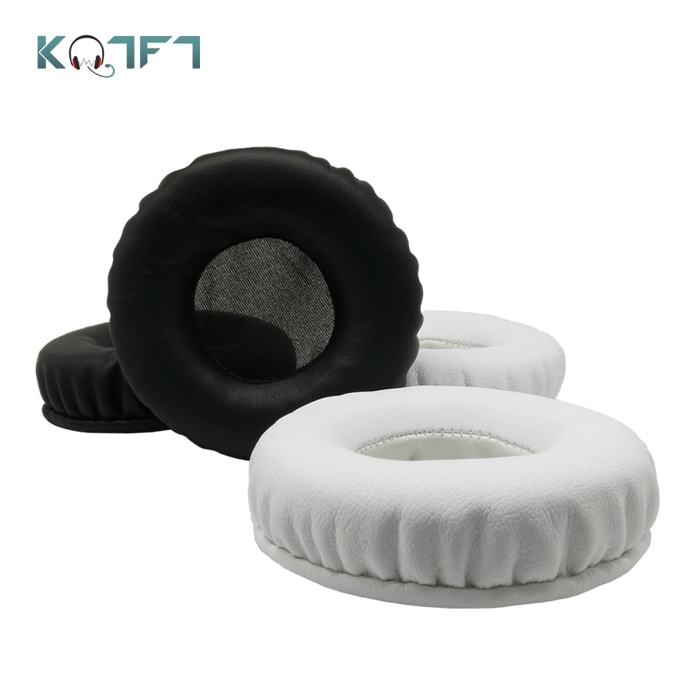 KQTFT 1 Pair of Replacement Ear Pads for Samson SR850 SR-850 SR 850 Headset EarPads Earmuff Cover Cushion Cups