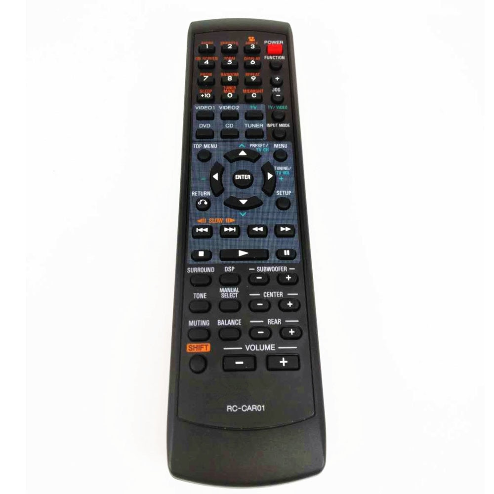 Nuevo original RC-CAR01 control remoto adecuado para aiwa AVNW30 AVNW30U AVNW31 casa teatro amplificador CD DVD Receptor AV