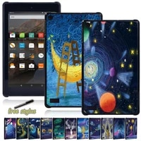 shockproof frame tablet case for amazon fire 7 5th7th9th genfire hd 8201620172018fire hd 10201520172019 with alexa