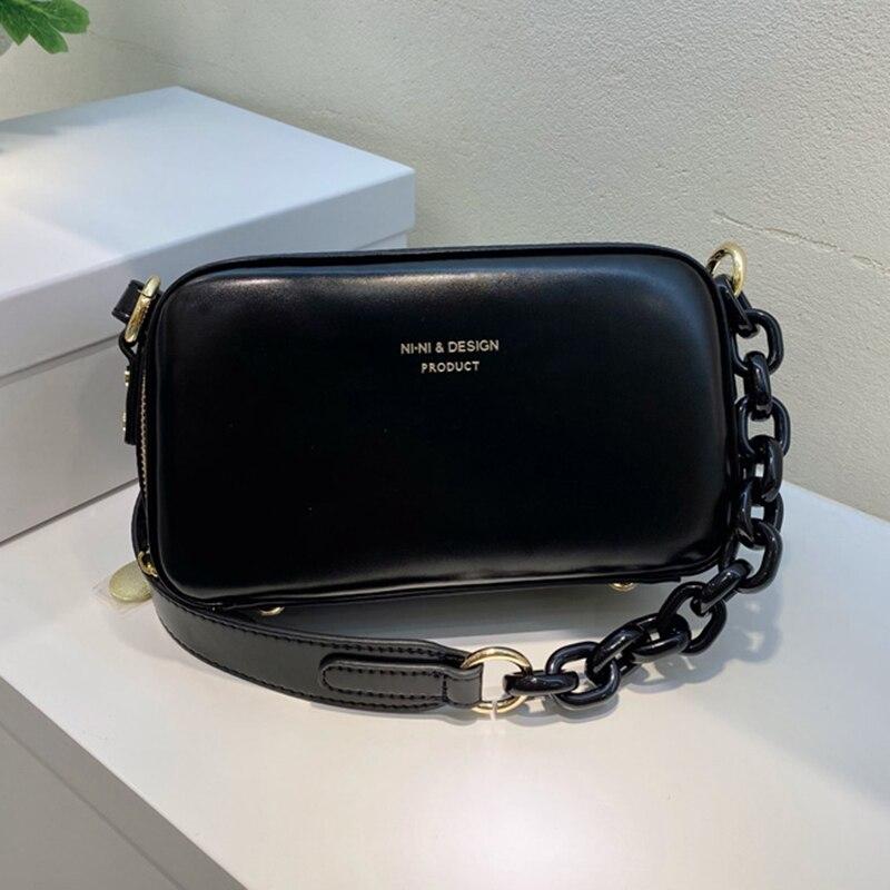 واحد الكتف رسول سلسلة حقيبة حقيبة كاميرا جلدية موضة تنوعا GG المرأة حقيبة مزدوجة g حقيبة الكلاسيكية
