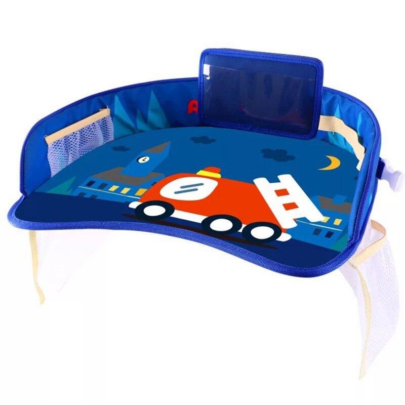 Plateau de voiture   Nouvelle collection de plateaux, Portable peinture imperméable, Table de manger, bureau enfants jouets support de rangement