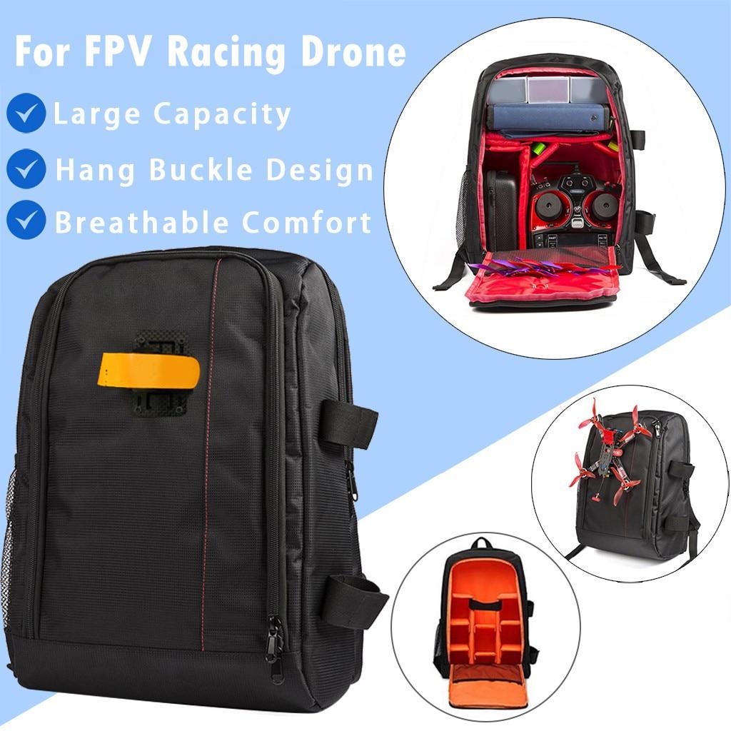 Portátil mochila llevar caso bolsa de almacenamiento para exteriores para FPV Racing Drone Quadcopter Juguetes Accesorios Brinquedos игрушки nuevo