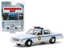 GL 164 1980 CHEVROLET CAPRICE POLIZ CAR alloy model Car Diecast Metal Toys Birthday Gift For Kids Boy