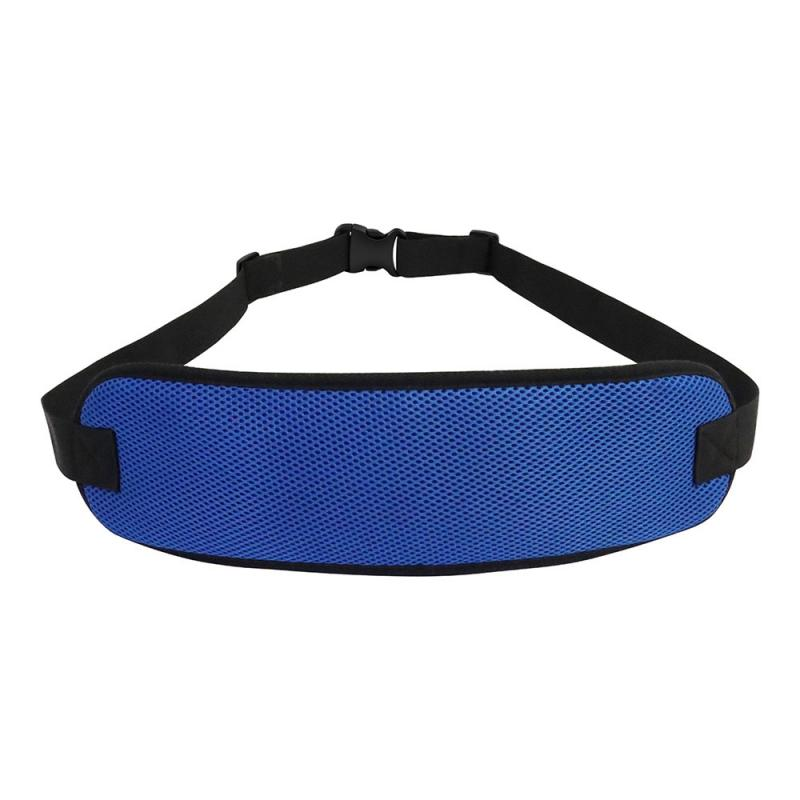 Adjustable Wheelchair Seat Belt Breathable Cushion Safety Harness Straps for Elderly Patients Comfortable Braces Supports