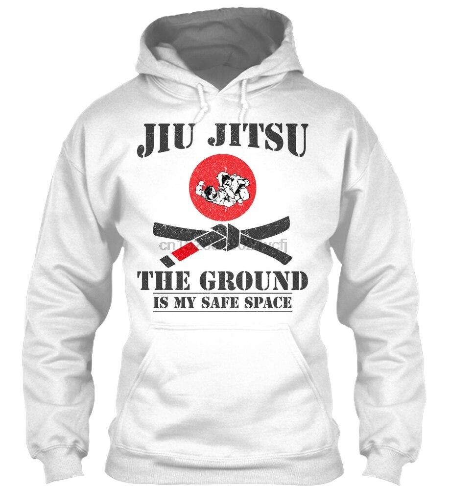 Manga larga divertida Bjj Jiu Jitsu brasileño Grappling(3) Hombres Mujeres Streetwear sudaderas