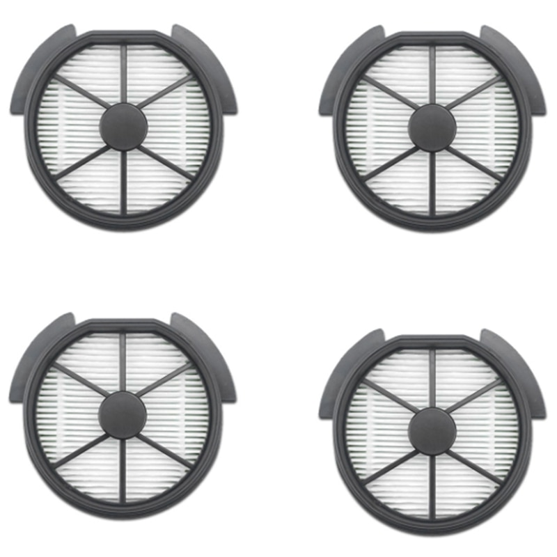 Fit for Puppyoo Cordless Vacuum Cleaner T12 Plus Filter S Filter Filter Cotton Accessories, 4PCS
