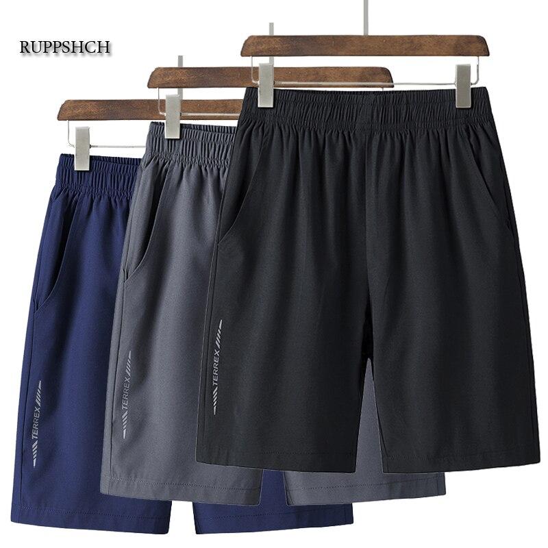 L-10Xl Shorts Men Shorts Pure Cotton Fashion Men Breathable Comfortable Sports Shorts Casual Shorts