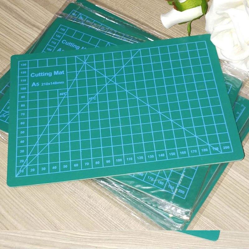 A5 Snijden Matten Kussen Board Grote Handgeschreven Test Papier Tekening Schoonheid Werk Bescaling Model Rubber Seal Graveren Board