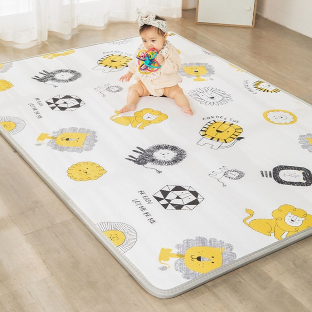 baby play mat soft carpet mat newborn carpet infant room activity crawling pad folding mat playmat for children game pad Non-toxic Baby Play Mat Toys for Children Rug Playmat Developing Mat Baby Room Crawling Pad Folding Mat Baby Carpet Gift Toys