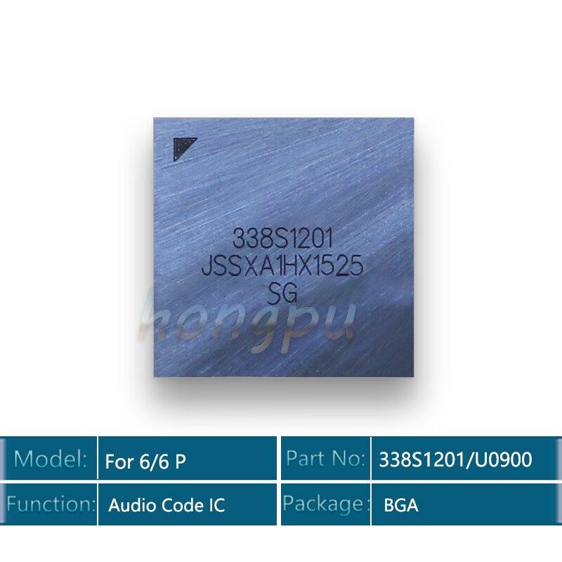 20pcs/lot 338S1201 For iphone 5S/6/6 plus U0900 Audio IC big Audio Codec U21 IC Chip