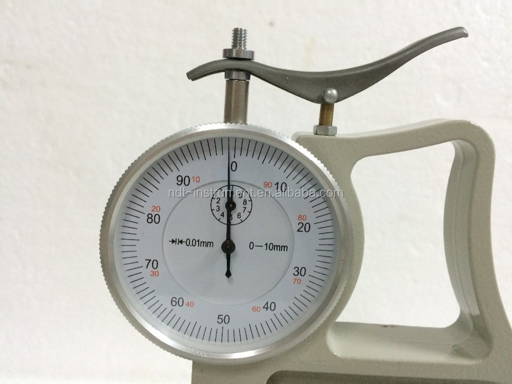 LP-10-C Plastic products Thickness Gauge enlarge