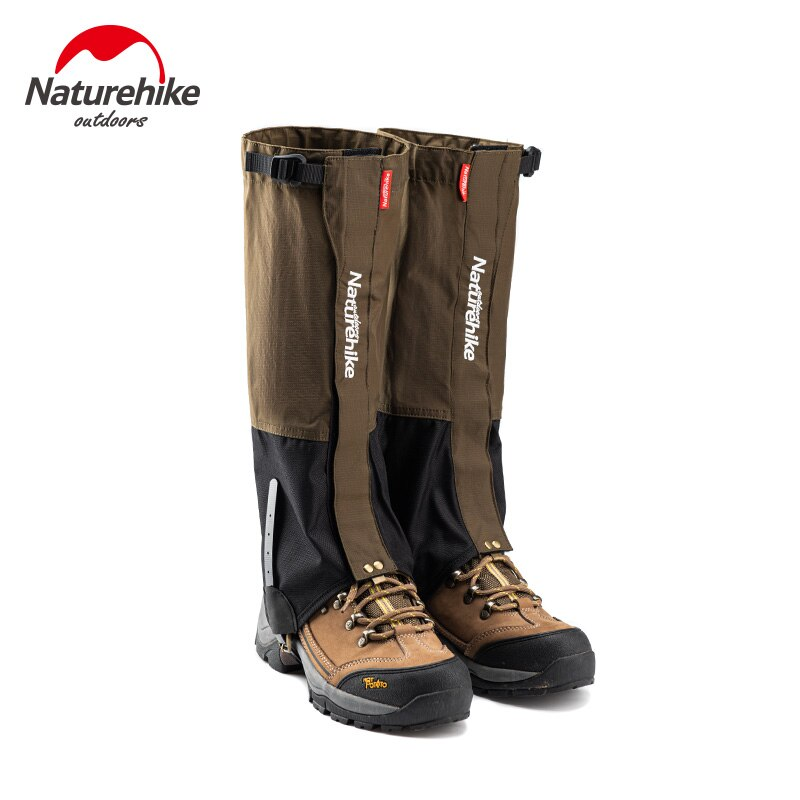 Naturehike Gaiters Shoes Cover Climbing Leg Covers Snow Trekking Legging Gaiters Hiking Waterproof boots Gaiters Leg Warmers