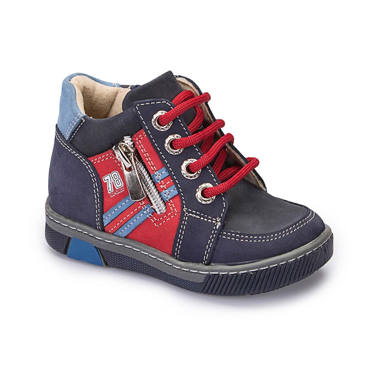 FLO-حذاء بولاريس أزرق داكن للرجال 62.508424.B
