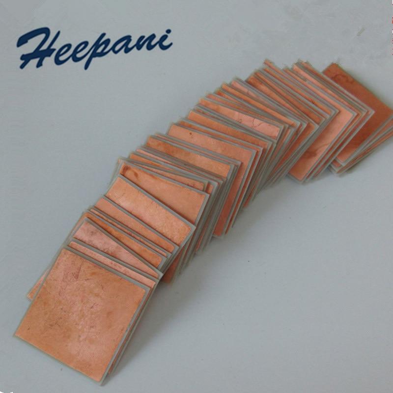 تخصيص الألومنيوم نتريد السيراميك رقاقة Aln الركيزة النحاس المغلفة لوحة معدنية صفائح عاكسة تبديد الحرارة الركيزة