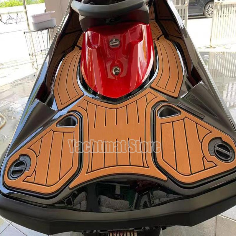 Custom Design Jet Ski EVA Foam Non Skid Deck Pads Marine Boat Flooring For Seadoo Wake Pro 215 Accessories enlarge
