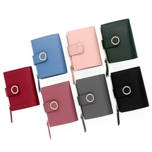 Women Wallets 2021 New Fashion Short Ladies Coin Purse Wallets for Female Card Holder Clutch Small W