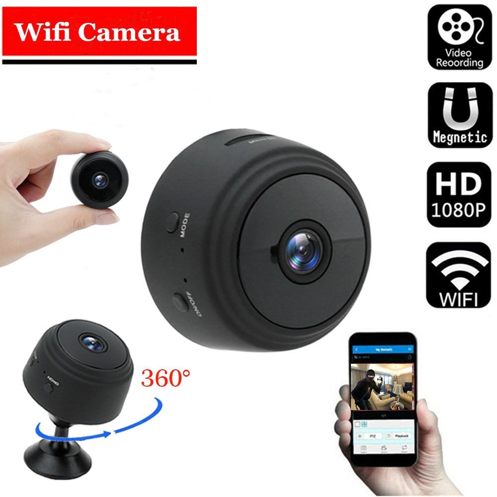 A9 Mini Camera 1080P HD Ip Camera Night Version Voice Recorder Wireless Mini Camcorders Video Survei
