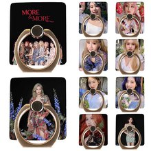 KPOP TWICE MORE & MORE Universal Phone Stand Bracket Stand Grip Phone Holder Finger CStand Car Holde