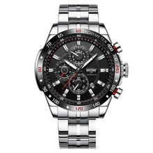 Automatic Watches Men Top Brand Luxury Men Mechanical Watches Fashion Business Watches Waterproof Re