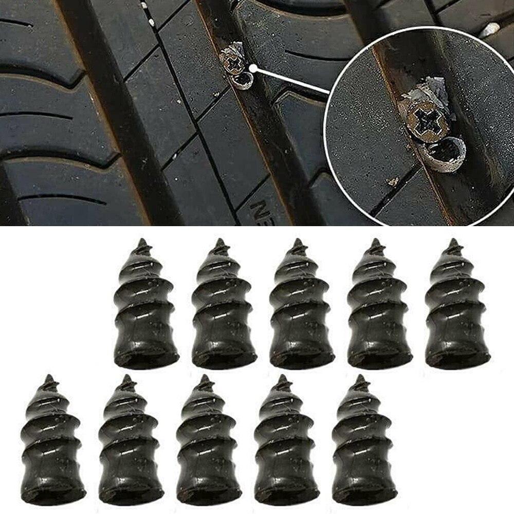 Гвозди для ремонта автомобильных бескамерных шин, резиновые гвозди для ремонта автомобильных шин, S/L
