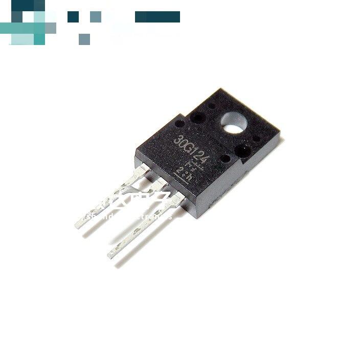 10 pièces/lot nouveau original importé GT30G124 30F124 LCD tube de puissance TO-220F