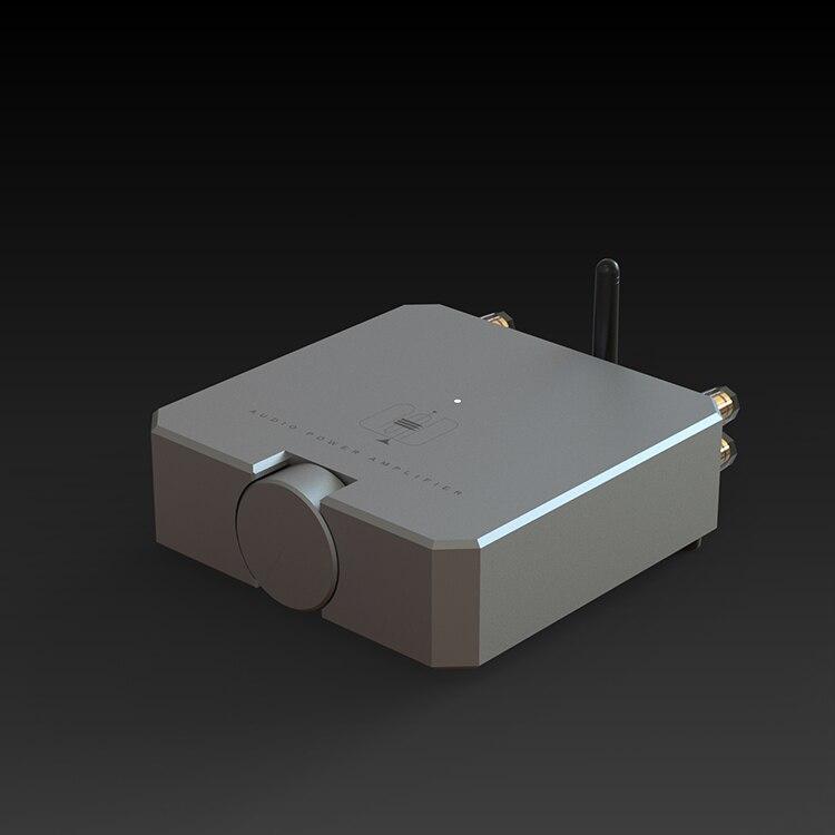 2020 high end alta fidelidade bluetooth 5.0 amplificador de potência áudio estéreo fone de ouvido amp mosfet 80 w * 2