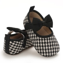 newborn baby shoes Spring and Autumn 0-18 months baby soft-soled princess shoes toddler 2021 brand n