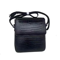 fanzunxing new men bag men single shoulder bag men crocodile bag leisure bag crocodile leather