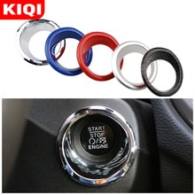 Auto Contactslot Decoratie Ring Cirkel Trim Stickers voor Jeep Compass 2th Renegade 2015-2019 Accessoires