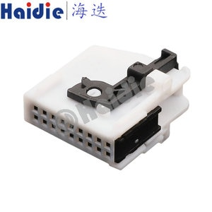 2sets 18pin auto wiring harness plug cable electric plug connector 1379100-2/2-967416-1/2-965777-1