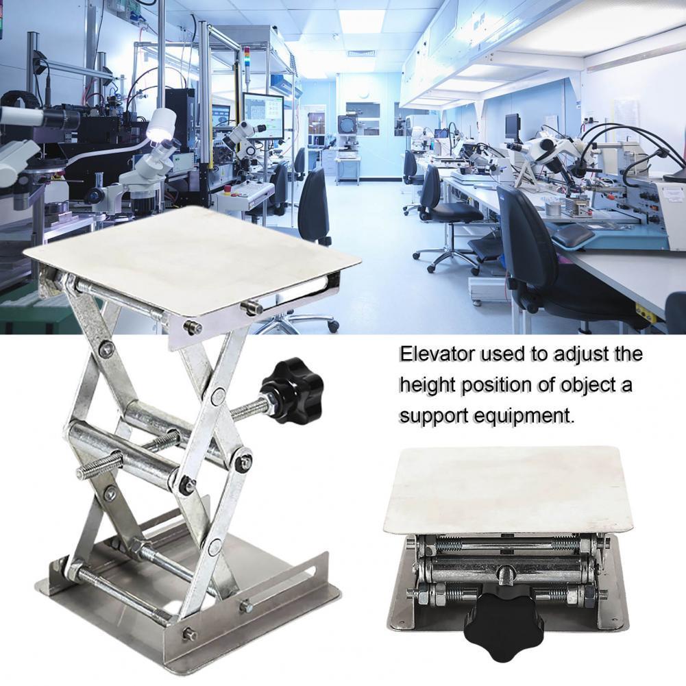 Подъемные Элементы 100x100 мм, подъемная платформа с ручным управлением для лабораторий подъемные кровати с диваном