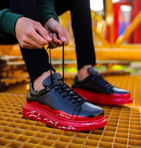 Zapatillas de deporte informales Para Hombre, Calzado Deportivo de cuero Artificial, estilo...