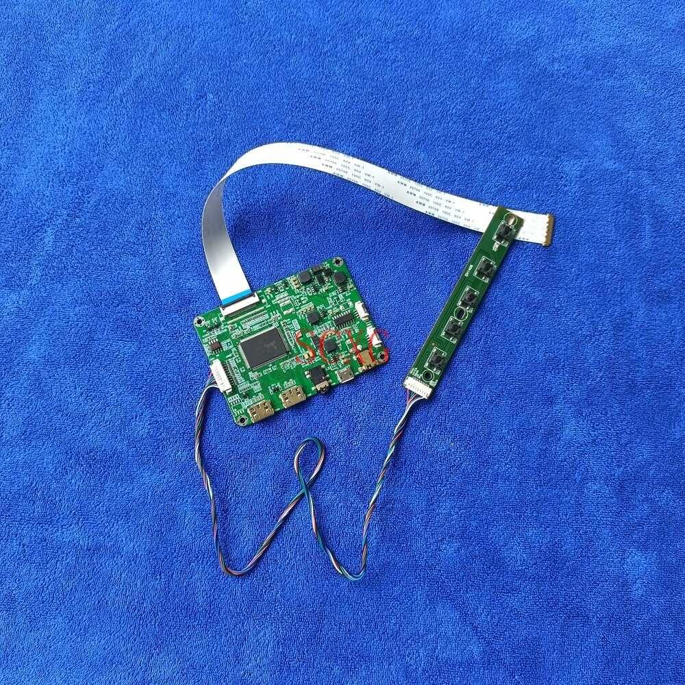 ل N156HCE-GA2 N156HHE-GA1 2 البسيطة HDMI-متوافق EDP-30Pin WLED مراقب المراقب مجلس محرك 5V مايكرو-USB 1920*1080 DIY كيت